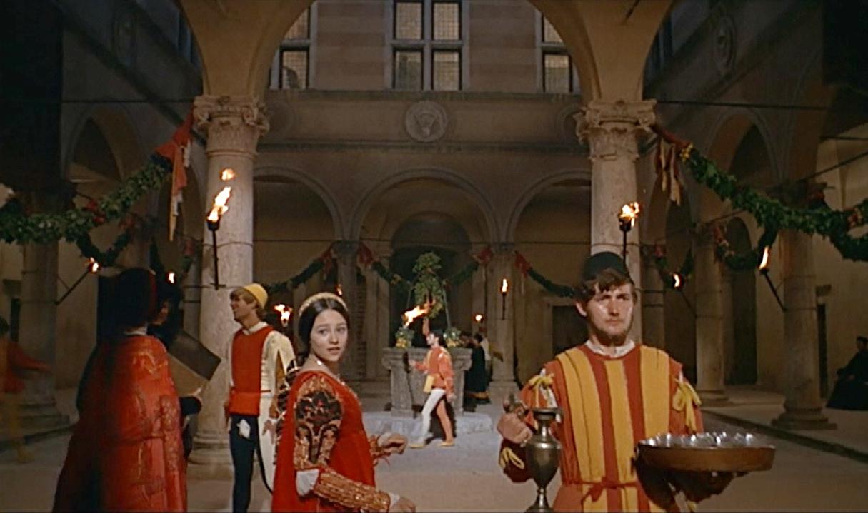 Romeo e Giulietta di Zeffirelli