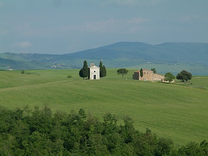 Madonna di Vitaleta - Maggio
