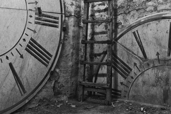 Torre dell'orologio, interno