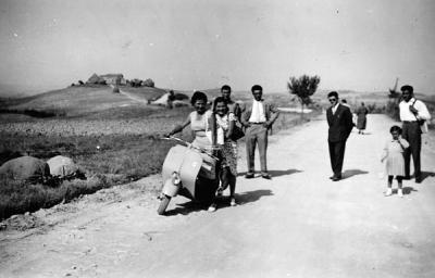 Podere Colleguardi 4.9.1954