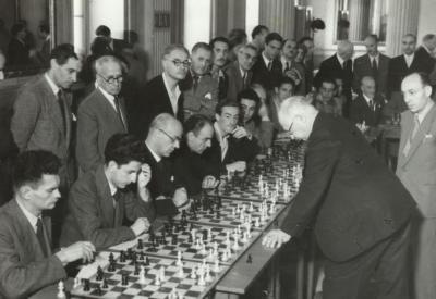 Scacchi 1947