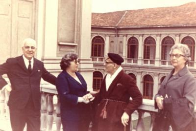 Tuscano convalescente a  Garbagnate Milanese Ottaviani Niccolò 13 aprile 1966